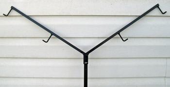 V-shape hanger option