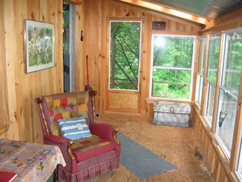 The Nook, sunroom