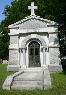 The Kinney Mausoleum